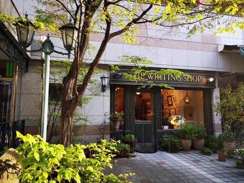 春のthe writing shop