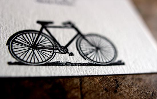 まさしくクラッシック自転車