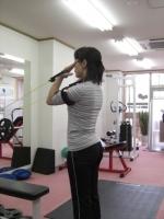 トレーニング風景2