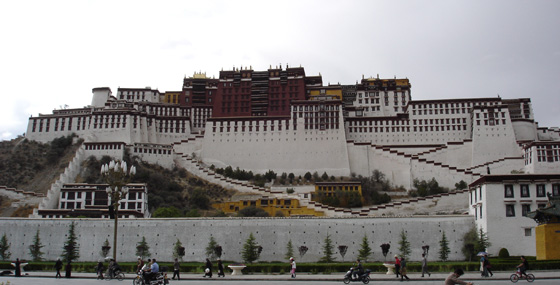 Lhasa Potala Temple