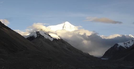 Mt Chomolanma