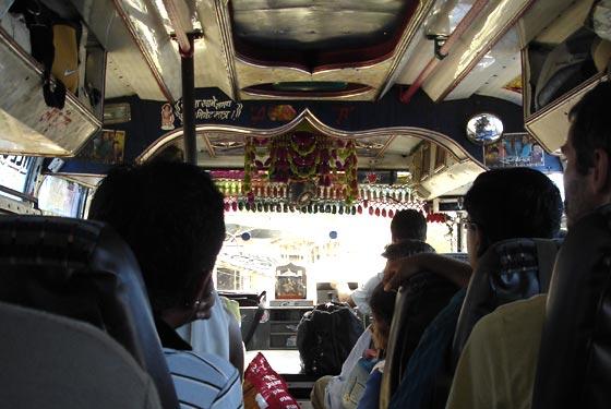 Kathmandu Bus