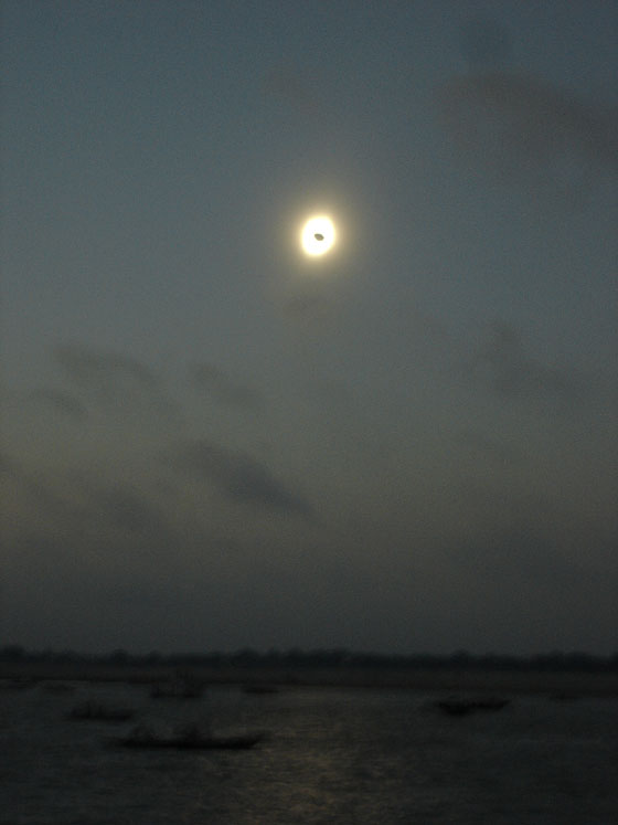 Eclips of sun