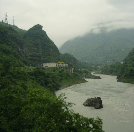 Road to Manali