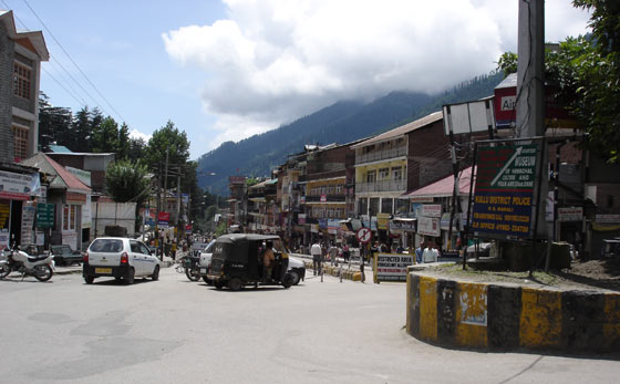 New Manali City