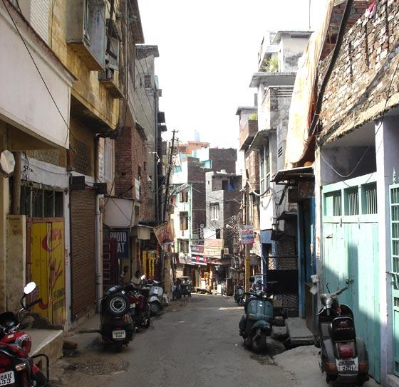 Jammu Main Street