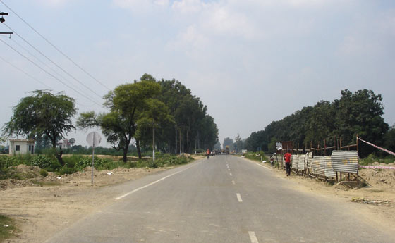 Boarder Road