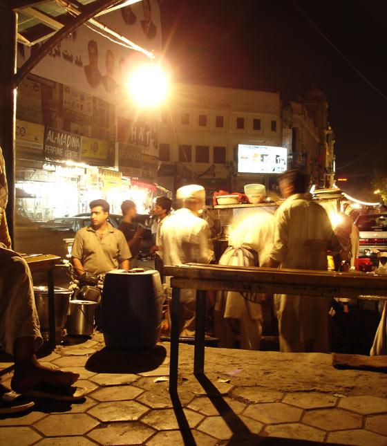 Lahore Night