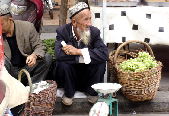 Kashgar Old Men