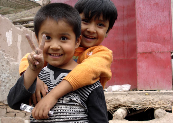 Kashgar Children