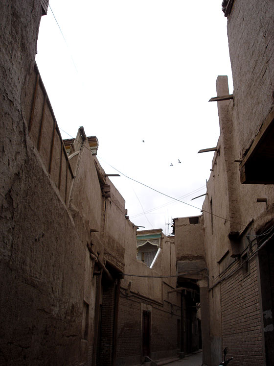 Kashgar Old City