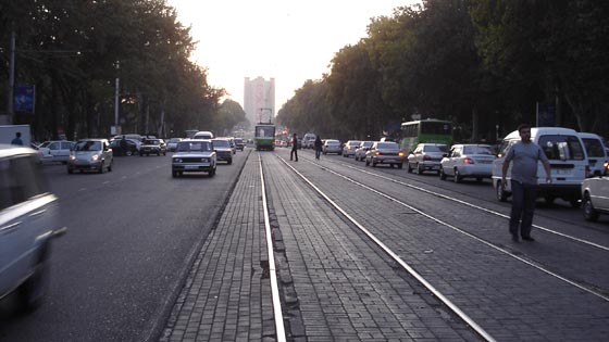 In tha Tashkent