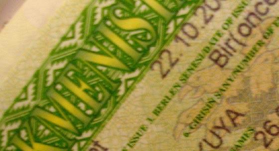 Turkumen Visa