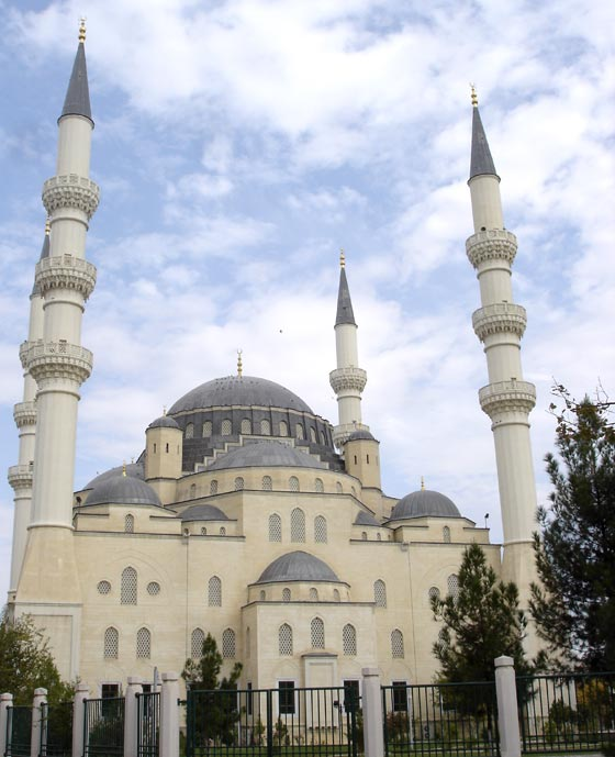Turkey Mosques