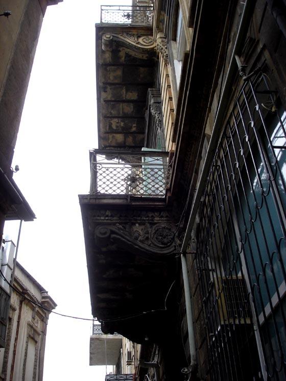 Baku Old Street