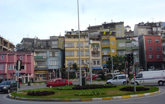 Trabzon-Mansion