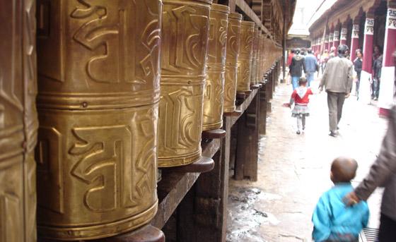 Lhasa Jokang Temple