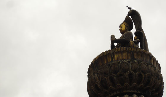 Temple of Kathmandu