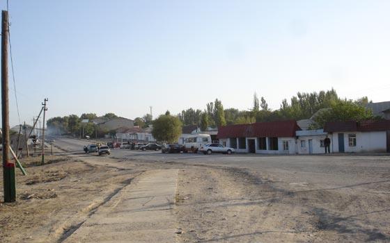Jibek Jolu City