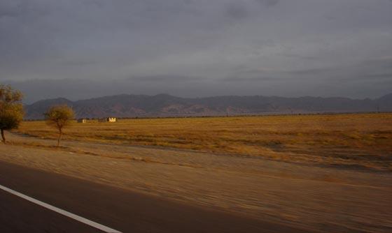 Road 2 Hujand