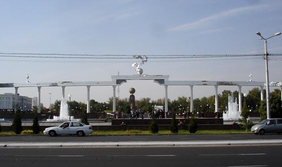 Tashkent Again