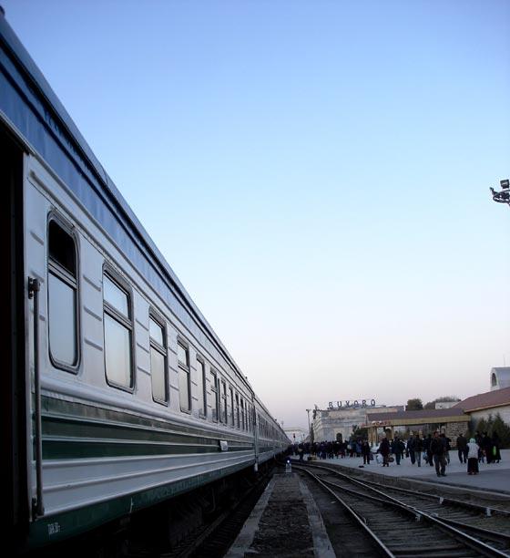 2 Bukhara Train