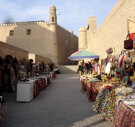 Khiva Row