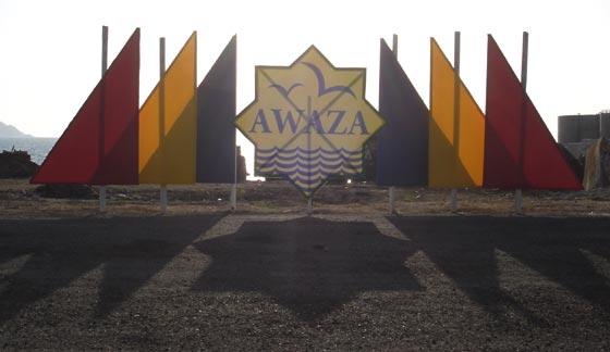 AWAZA