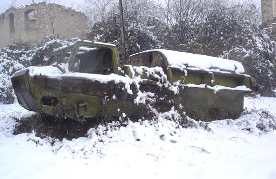 Broken Tank