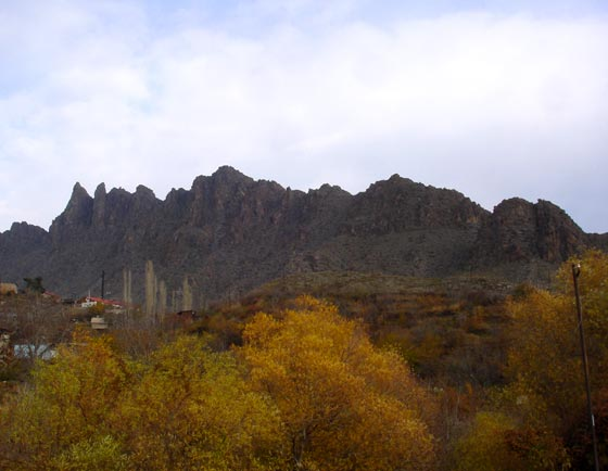 Megri Mountain