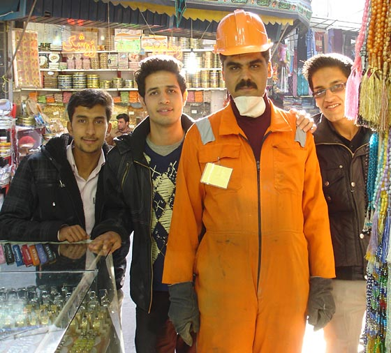 Iranian Posse