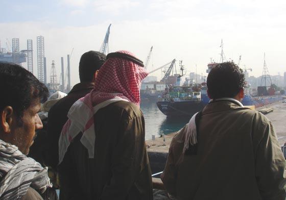Port Sharja