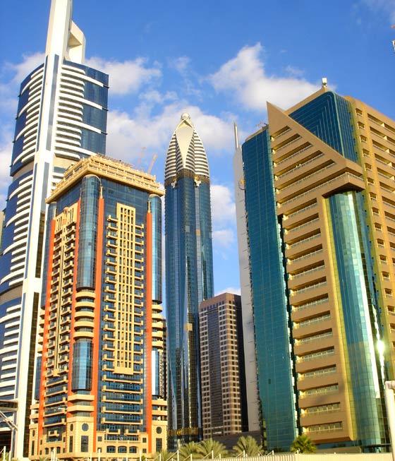 Dubai Bulding