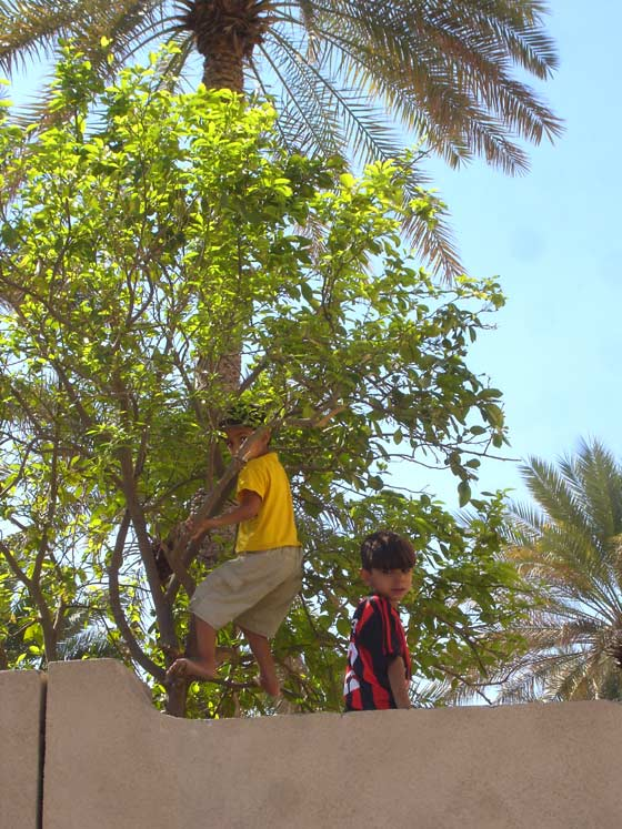 Nizwa Children