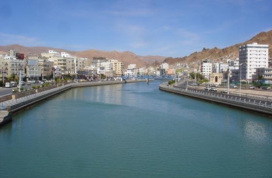 Mukhalla river