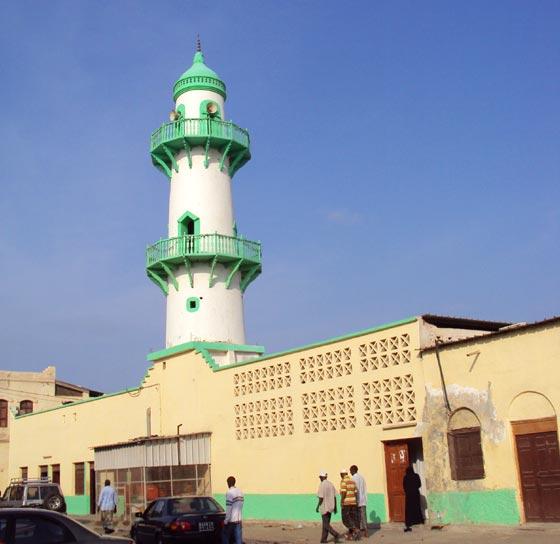 Masjid in Djibouti