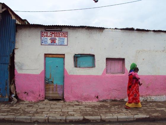 Djibouti Uramichi