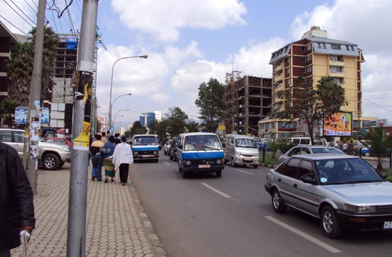 Addis Bole Rd.