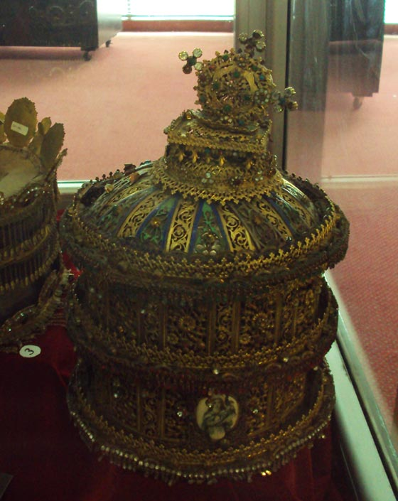 Crown of Haire Serassie I