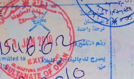 Visa | Oman