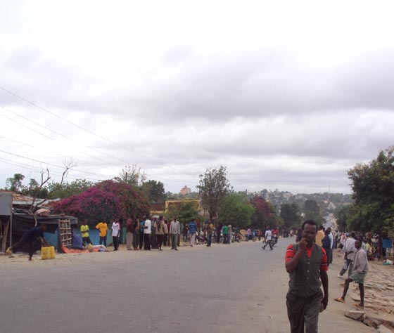 Moyale City