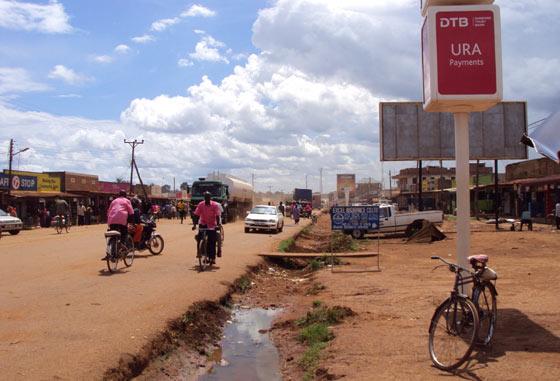 Busia Border