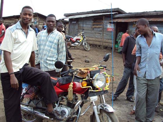 Kisoro Border