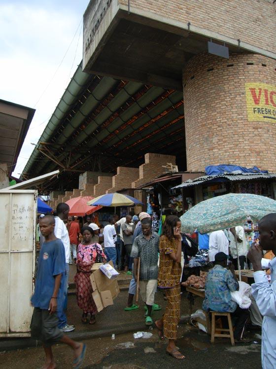 Bujunbura Market