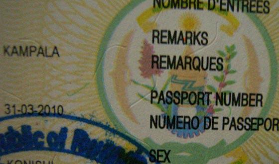 Visa | Rwanda