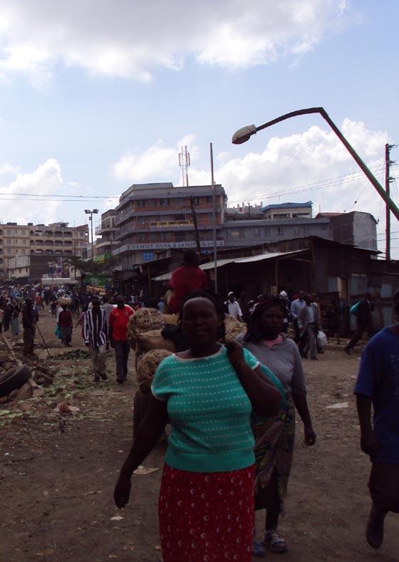 Nairobi Row