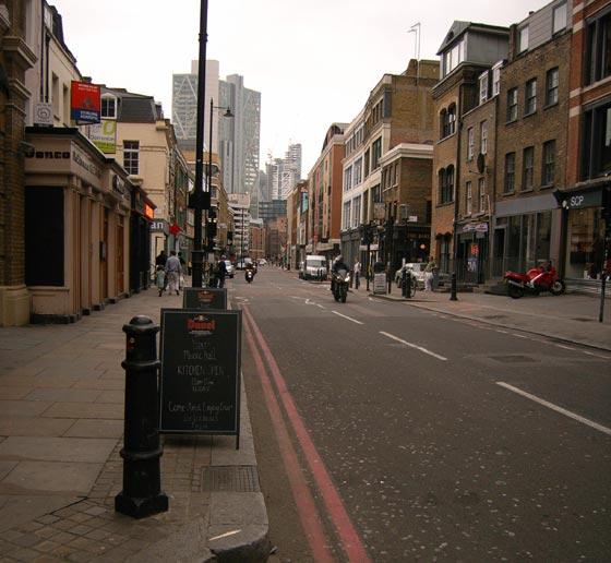 London Row