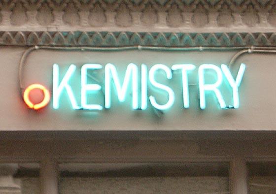Kemistory
