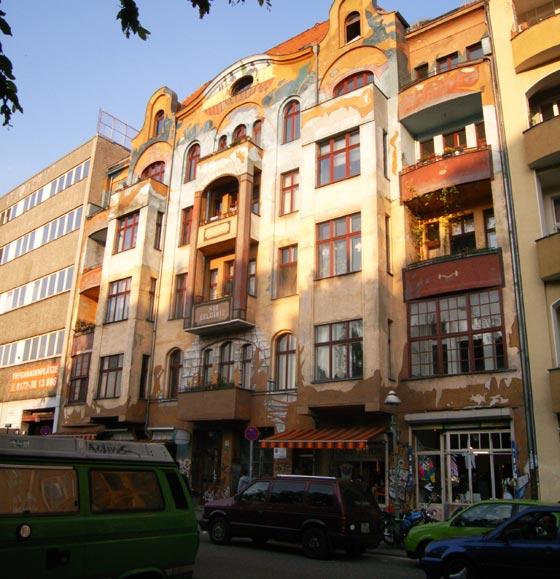 East Berlin Row