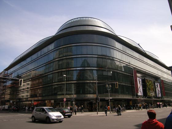 Archtecture of Berlin